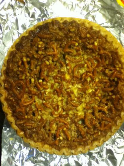 Deanna's Fake Pecan Pie.
